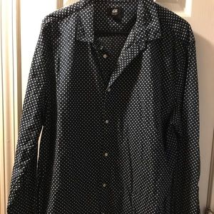 H&M Shirts - Casual Men Shirt
